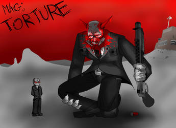 MC - Torture ish by einhajar12
