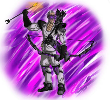 Yuri (Epsilon) - Archer by einhajar12