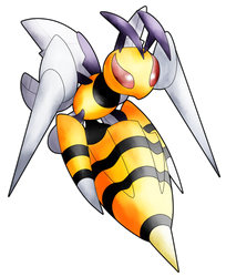 Mega Beedrill by AR-ameth