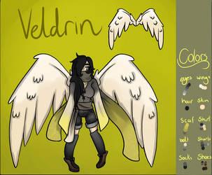 Veldrin Ref Sheet by BlueJK