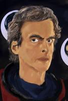 The Doctor by looneyartbook