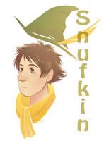 Snufkin by Papercut-Cranes