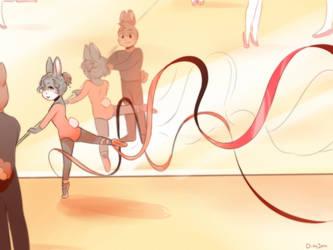 Dancer by Papercut-Cranes
