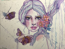 Lavender by Reddawgi