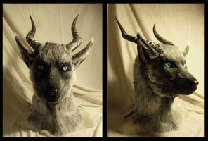 Silver Beast by Qarrezel