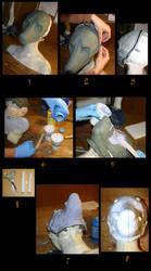 Mask Making Demo Part A by Qarrezel