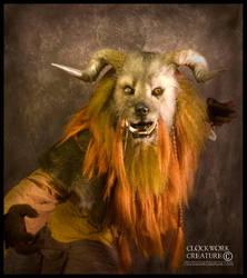 The Iron Beast by Qarrezel