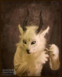 The Grey Witch by Qarrezel