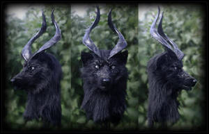 The Onyx Beast by Qarrezel