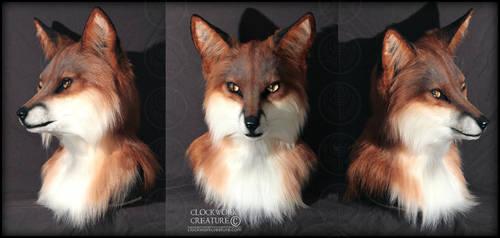 Insomniac Fox by Qarrezel