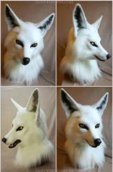 White Fox - February Sale by Qarrezel