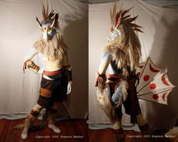 Garbonzo - full costume by Qarrezel