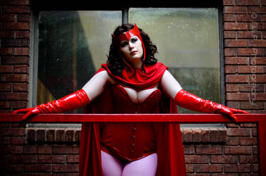 All-Con 2013 - Scarlet Witch by ALP-Photography