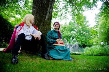 A-Kon24 - Sophie and Howl 1 by ALP-Photography