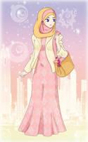 shopping :D by lacusyamatoo