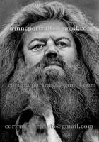 Robbie COLTRANE by Sadness40