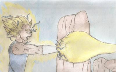 Final Flash by vtheyoshi