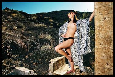 Future Fashion: Desert Metropolis 3 by alchemiststeve