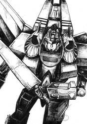 +Armada Starscream - raw+ by Fan-the-little-demon