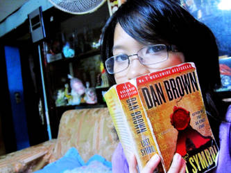 The Lost Symbol by Dan Brown by aoi-88