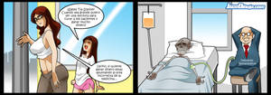 Living With Hipstergirl And Gamergirl-277 by JagoDibuja