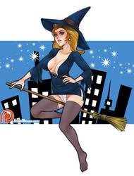 Bewitched by JagoDibuja