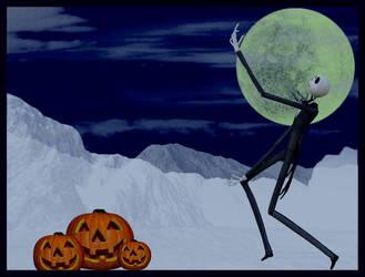 The Pumpkin King by chloebell