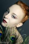 Her skin is like velvet by saspunemcuvinte