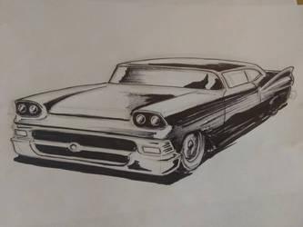 58 Ford by JimboSpeed