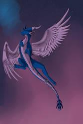 Fly high by MSK-Art