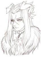 The Herding Dog of Xemnas...? by xPoltergeistCatx