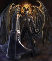 Demon Lord by dylancg
