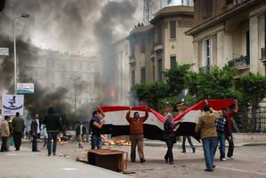 Egyptian Revolution 011 by MahmoudYakut