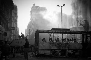 Egyptian Revolution 018 by MahmoudYakut