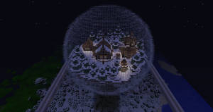 Winter Biome Sphere by BlockheadGaming