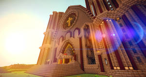 Fuzzy Cathedral by BlockheadGaming