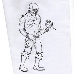 D and D / Bandit Muscle by Bergiloh