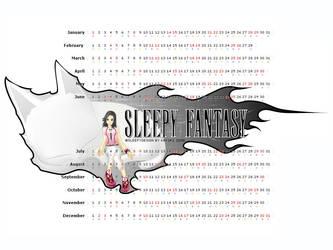 Sleepy Fantasy by katopz