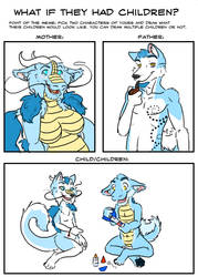 What If They Had Children Meme by DragonMutt