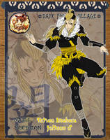 Pokimono: Tetsuo by FantasyButterfly