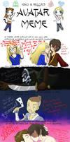 Avatar Art Meme :D by melimsah