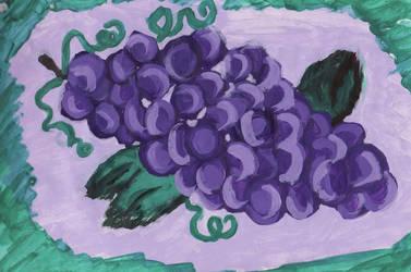 Grapes by sweetaj6