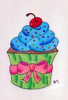 Cupcake by sweetaj6