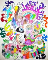 La Mitad Diablo by sweetaj6