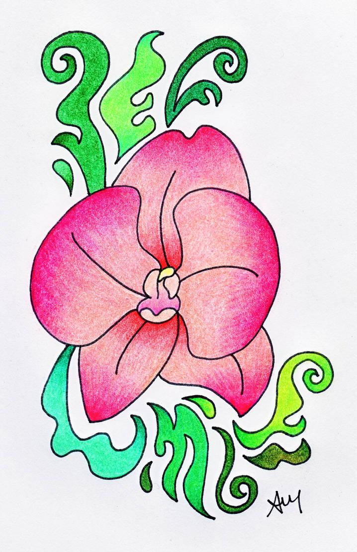 Orchid by sweetaj6