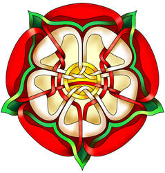 Tudor Rose by KnotYourWorld