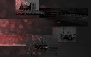 whitby sea by KatrinaJane