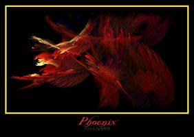 Phoenix by FireLilyAS