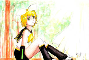 Rin by suzuri96