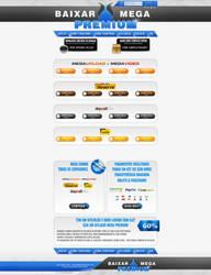 Site Baixar Mega Premium by eddyreis
